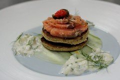 Citrus Norwegian Salmon