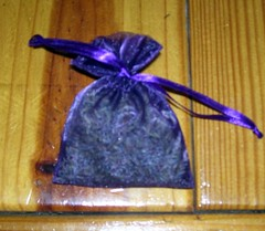 Lavender for my wool fiber