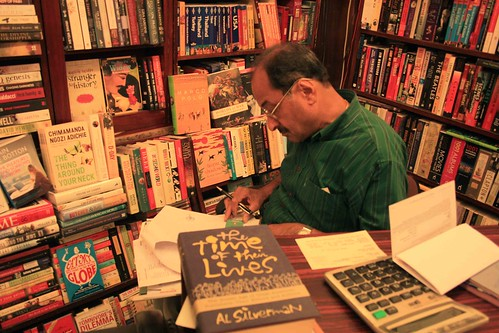 The Bookseller of Basant Lok