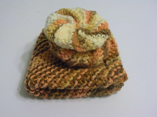 Dish cloth & scrubbies