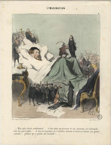 L'Imagination (Daumier)