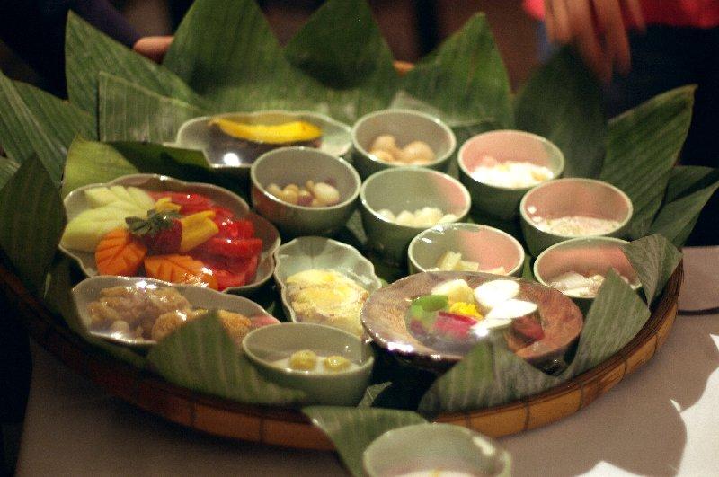 Desserts Platter