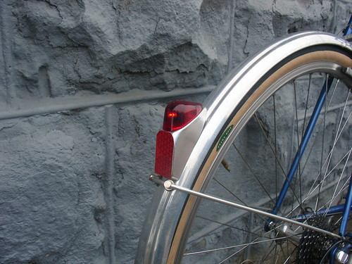JOS rear light with B&M Seculite Plus internals