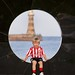 Sunderland 'C' sculpture by Andrew Small