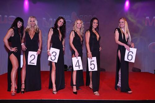 Wahl zur MISS VENUS 2008
