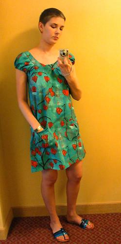 anniversary dress 2