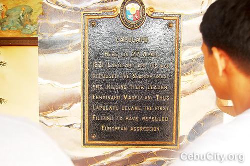 Lapu-Lapu Shrine Mactan Cebu
