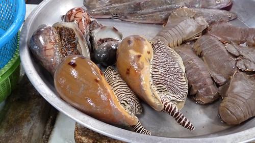 Koh Samui Fresh Market Huathanon コサムイ フアタノンの市場0