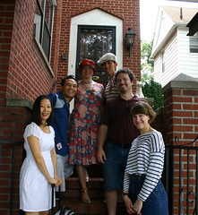 lindy hoppers at louis armstrong museum