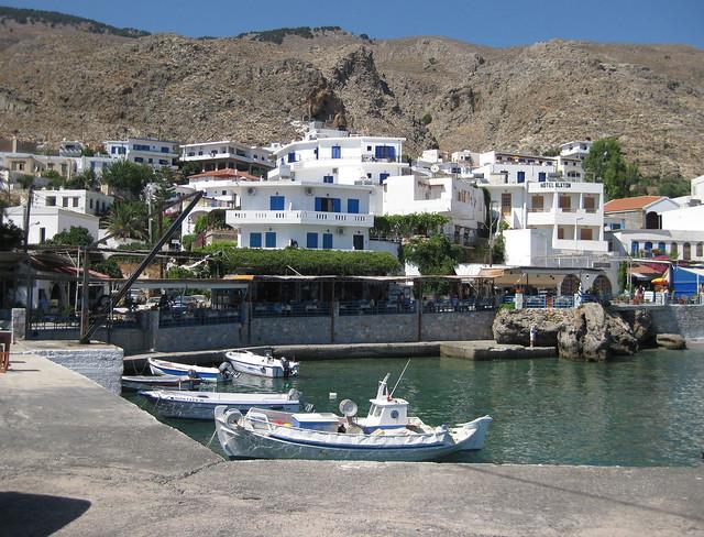 Hóra Sfakíon, Crete - 07/2009
