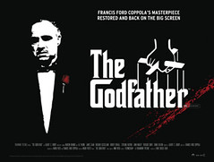 The Godfather (parkcircus) Tags: movieposter francisfordcoppola movies filmposter godfather parkcircus marlonbrando backincinemas backonthebigscreen
