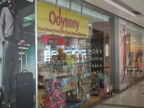 Mumbai Bookstore-odyssey