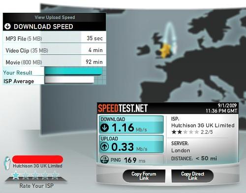 MiFi 2352 on 3 (via WiFi)