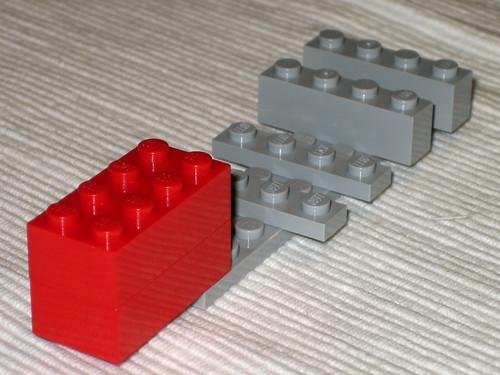 Lego Creationary Object