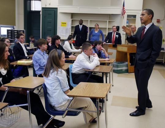 Obamaschool
