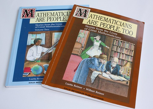 mathematicians are people too 2 volumes
