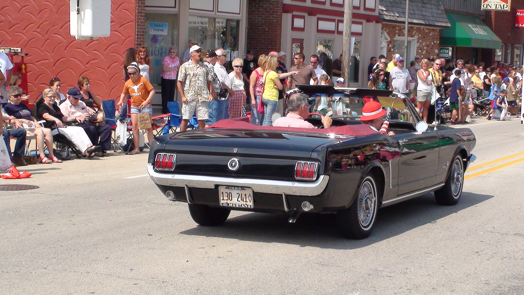 Manhattan Illinois Fun Day Parade