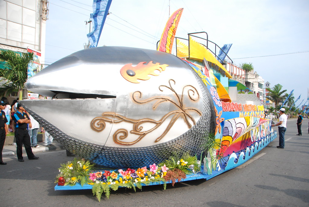 Another Tuna Float Entry