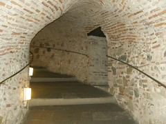 inside white tower thessaloniki