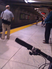 bikin on BART