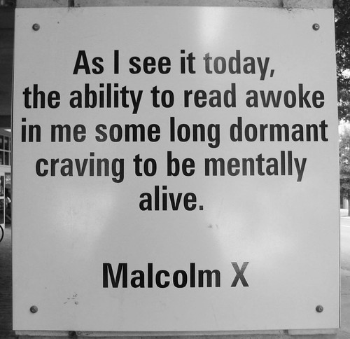 malcolmxquotes. Library Quotes _ Malcolm X