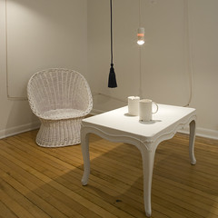 """Stimulation at """"The Promise of This Moment"""" exhibition (fueledbycoffee) Tags: chicago design concept porcelain berman stimulation craighton"""