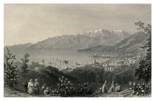 020-Beirut--The gallery of Scripture engravings, historical and landscape Vol II