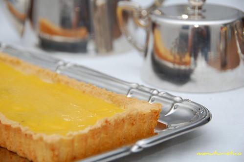 lemon curd olio Evo e rosmarino