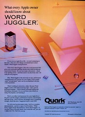 Quark Word Juggler Ad