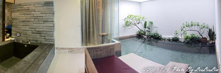 悅萊時尚精品旅館 極緻天光房型