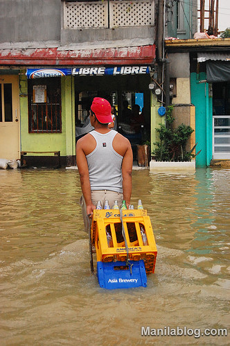 Ondoy Ketsana Manila
