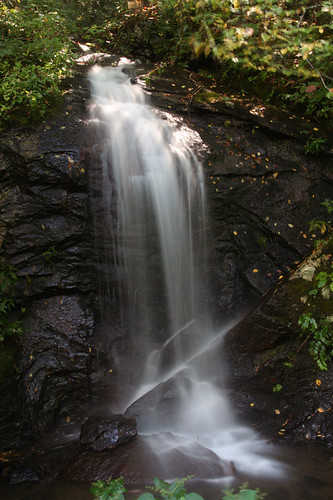 unnamed falls #2 on FR 74