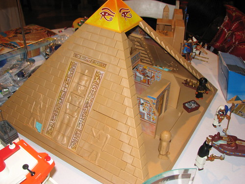 Playmobil Pyramid
