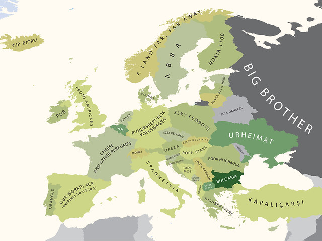 Europe According to Bulgaria