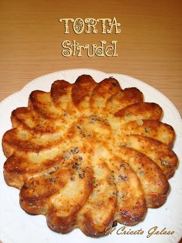 Torta Strudel 1