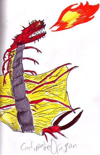 centipedragon