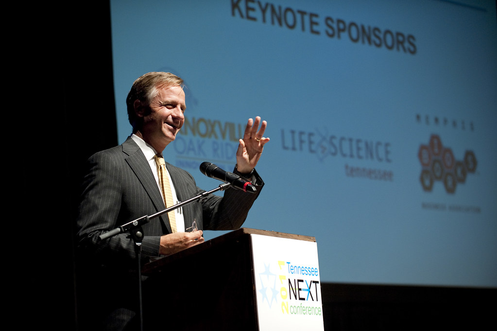 5/5/2011 Governor Bill Haslam announces Innovation Strategy in Tennessee at the Tennessee Technology Development Corporation Conference