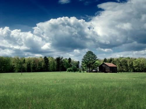 フリー写真素材, 自然・風景, 田畑・農場, 草原, アメリカ合衆国, ペンシルベニア州,