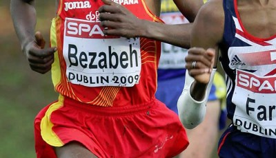 Alemayehu Bezabeh dostal dvouletý distanc!