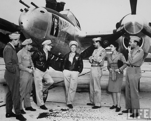 "P-38 Lightning ""Marge"""