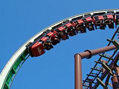 Hansapark - Nessie (www.nbfotos.de) Tags: amusementpark rollercoaster funfair looping ostsee schleswigholstein nessie bigdipper achterbahn vergnügungspark hansapark freizeitpark sierksdorf recreationalpark