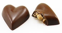 Valerie Confections - Toffee & Gianduia Heart