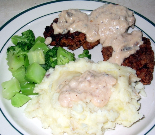 chicken fried steak 006