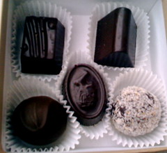 Kee Chocolate - cult favorite in Soho