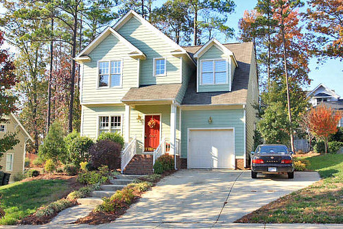 $240,000 Falls River in N Raleigh