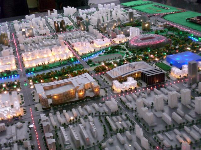Beijing 2008 Olympic Village