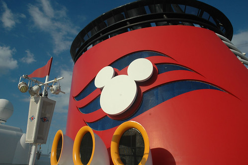 Disney Magic - Topside    08