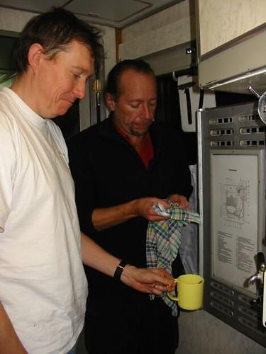 thee van de samovar
