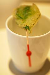 Gazpacho (Spainish cold tomato soup) - DSC_2368