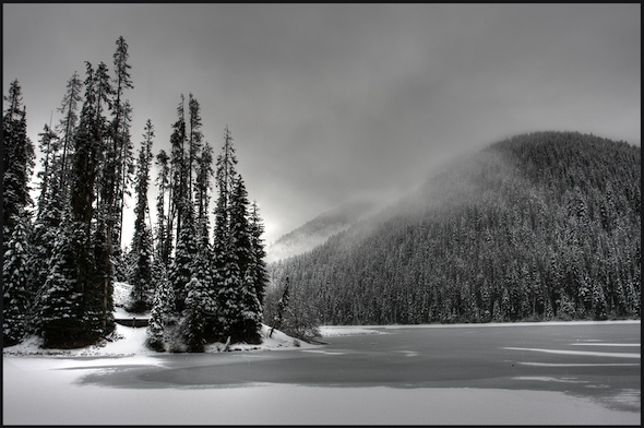 Lightening Lake - Manning Park